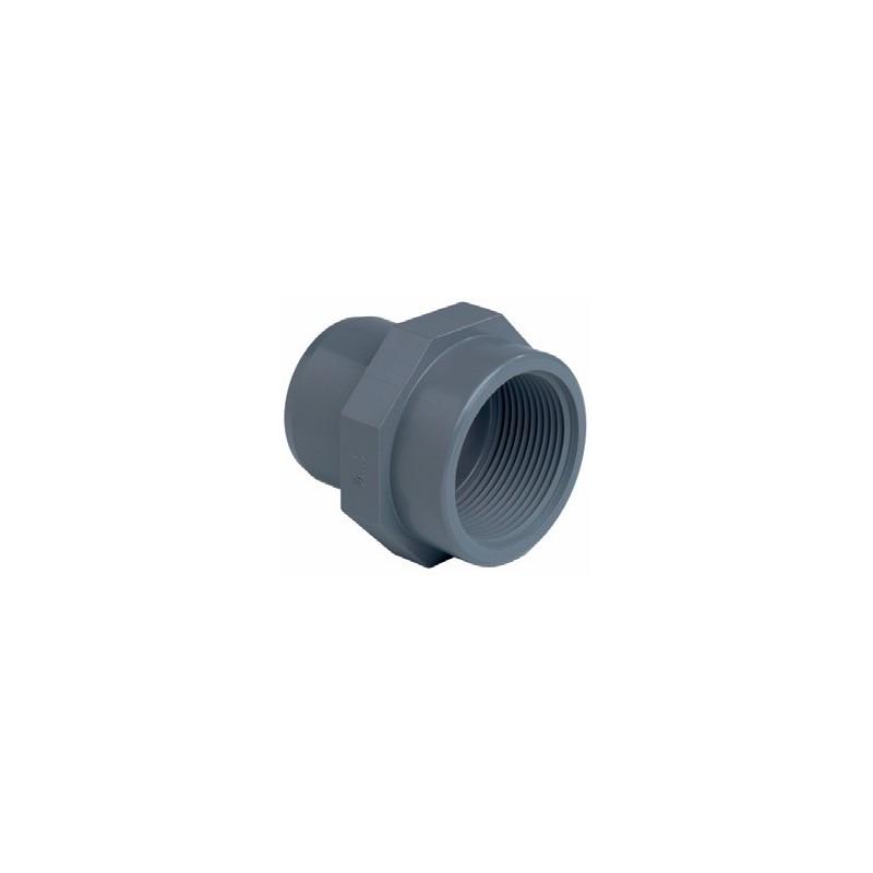 Reductor 63 50mm koi elche for Accesorios para estanques