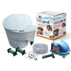 Kit completo Eazy Pod (sistema gravitacional)